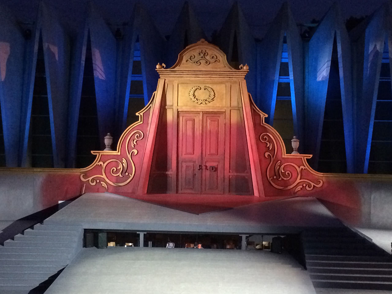 Bühnenbild Kultur - Oper Schinznach - Rigoletto