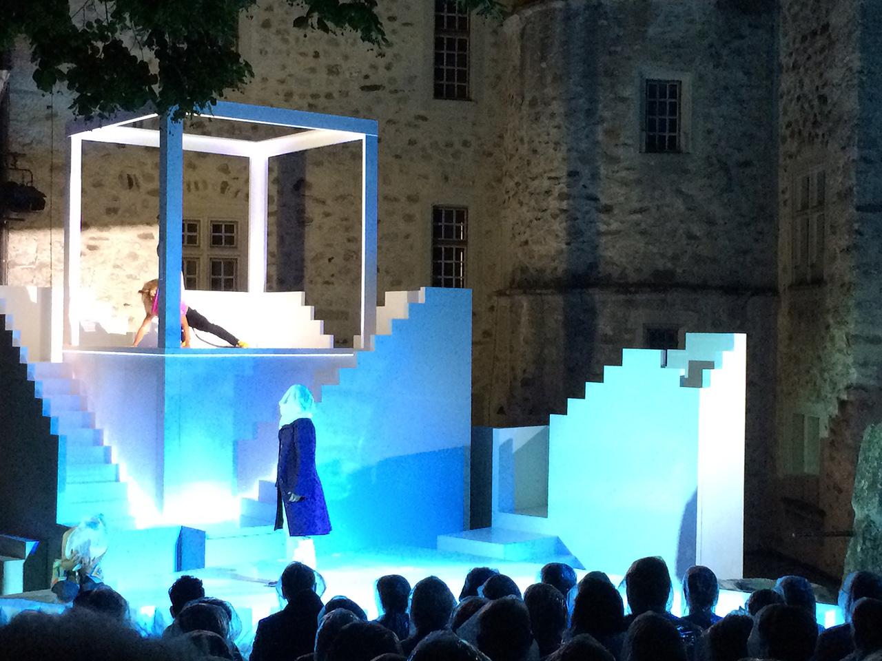 Bühnenbild Kultur - Oper Hallwyl - Die Zauberflöte