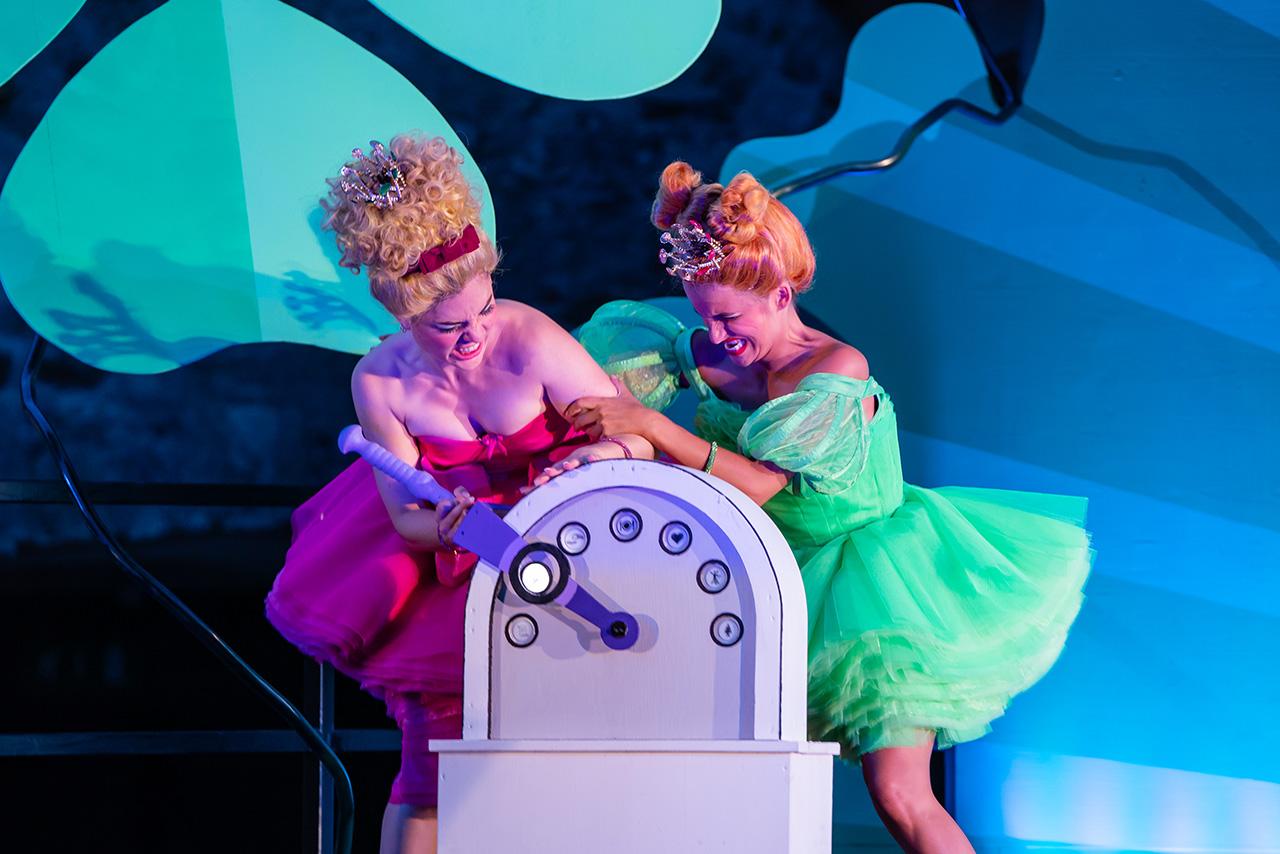 Bühnenbild Kultur - Oper Hallwyl - La Cenerentola