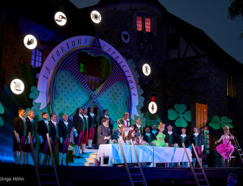 Oper Hallwyl – La Cenerentola