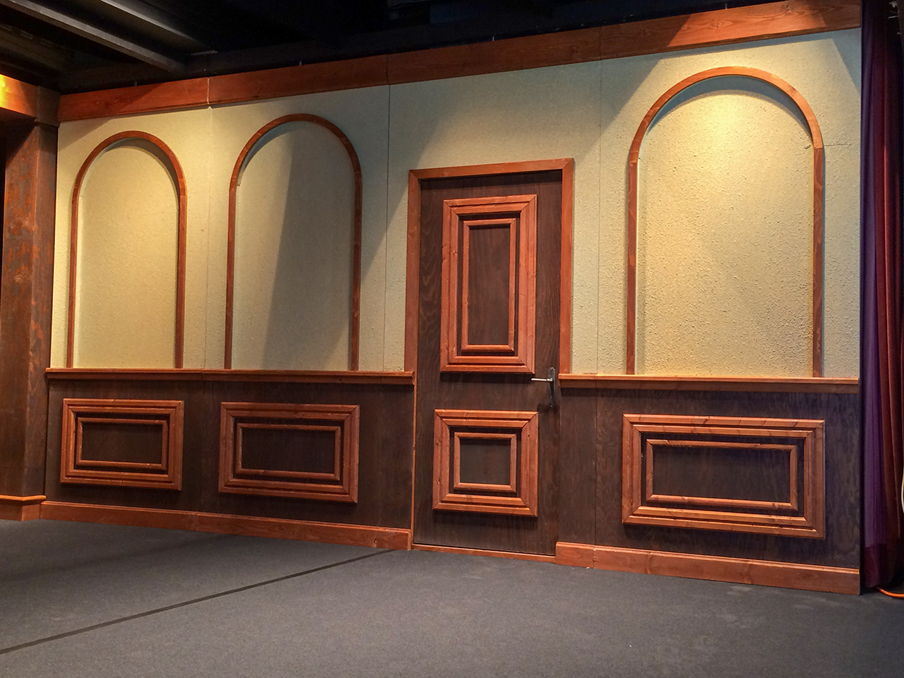 Bühnenbild Kultur - Operette Entlebuch - Madame Pompadur