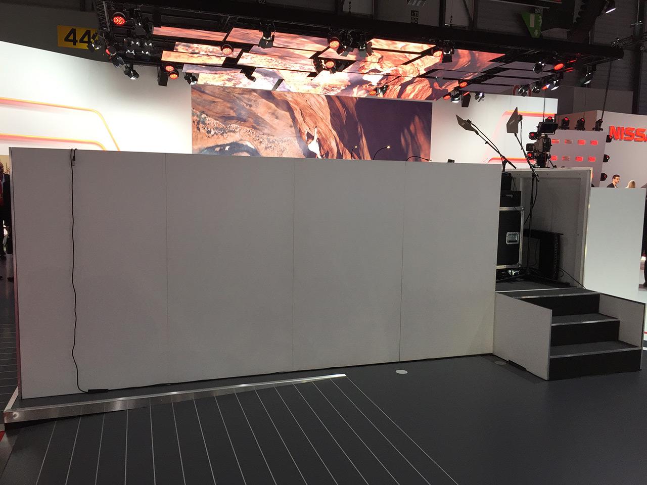 Dekobau - Honda PK Events Genf, Paris, Frankfurt