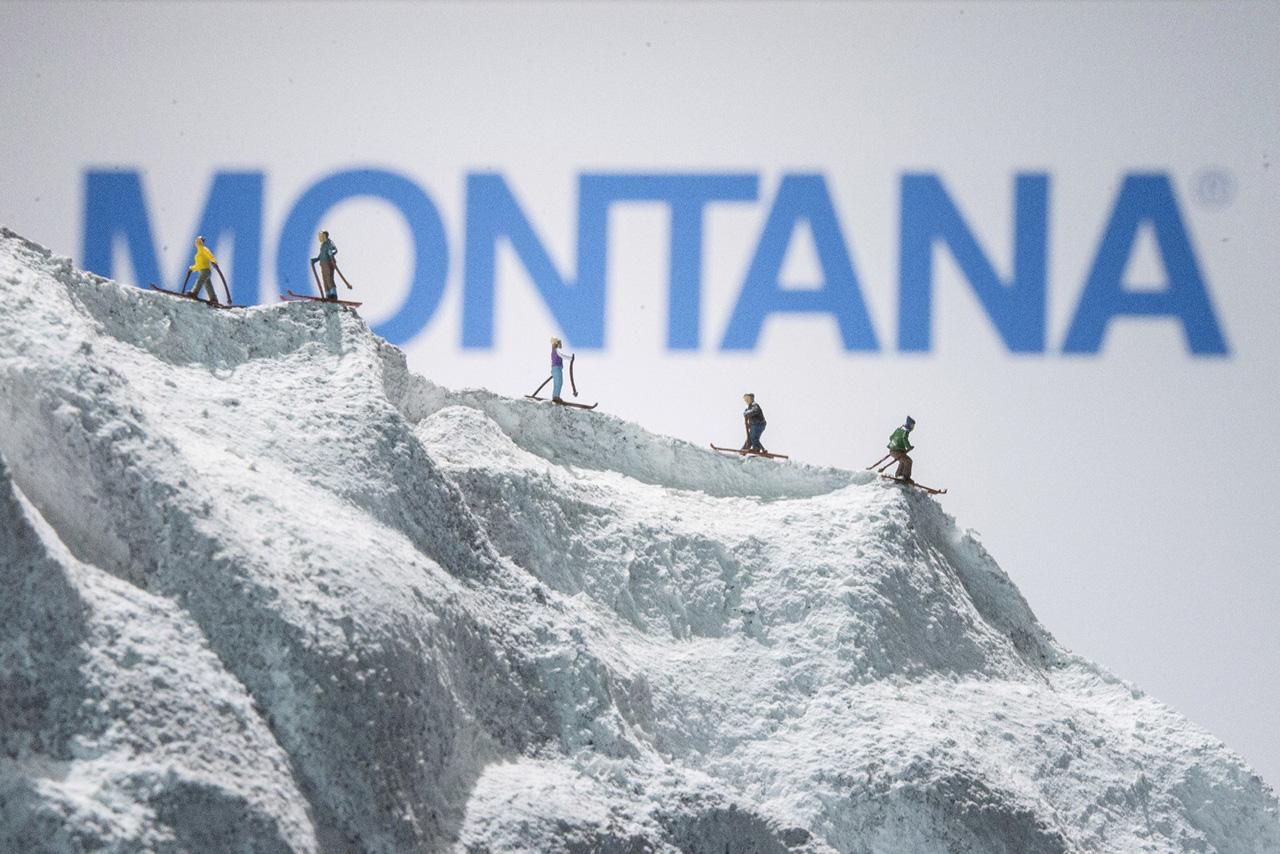 Dekobau - Messeobjekt für internationale Auftritte Montana