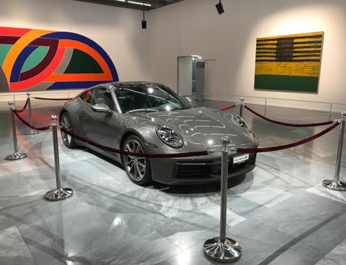Präsentation Porsche 911