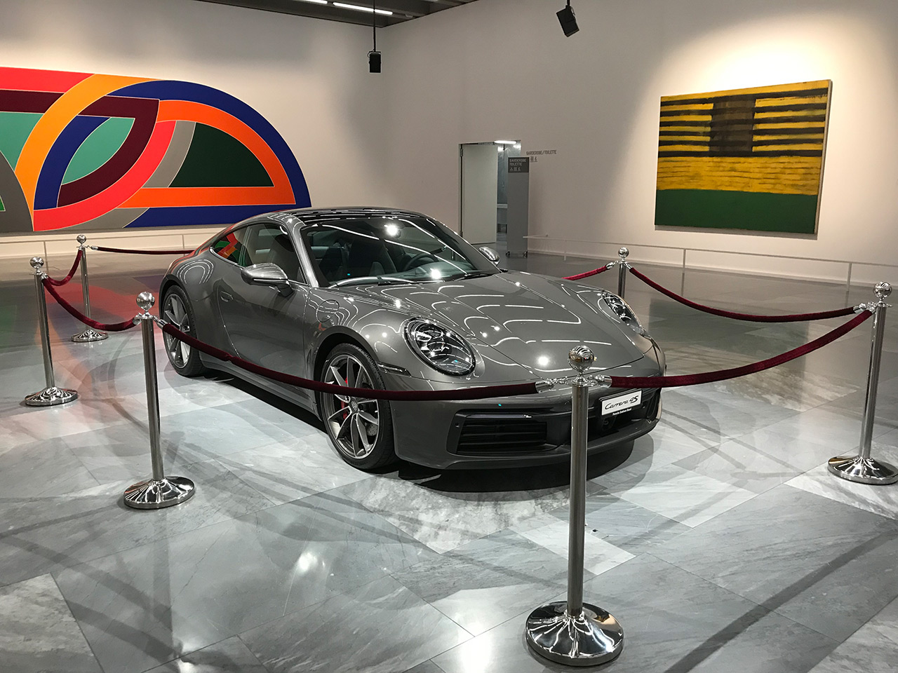 Events - Präsentation Porsche 911