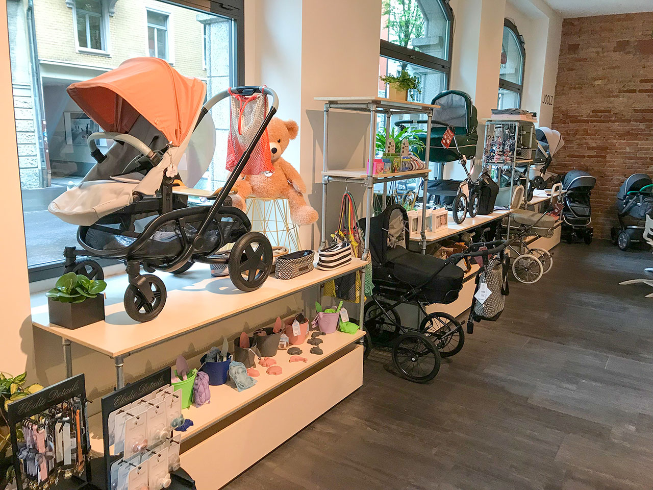 Ladenbau - Laden Neubau Baby Rose Luzern