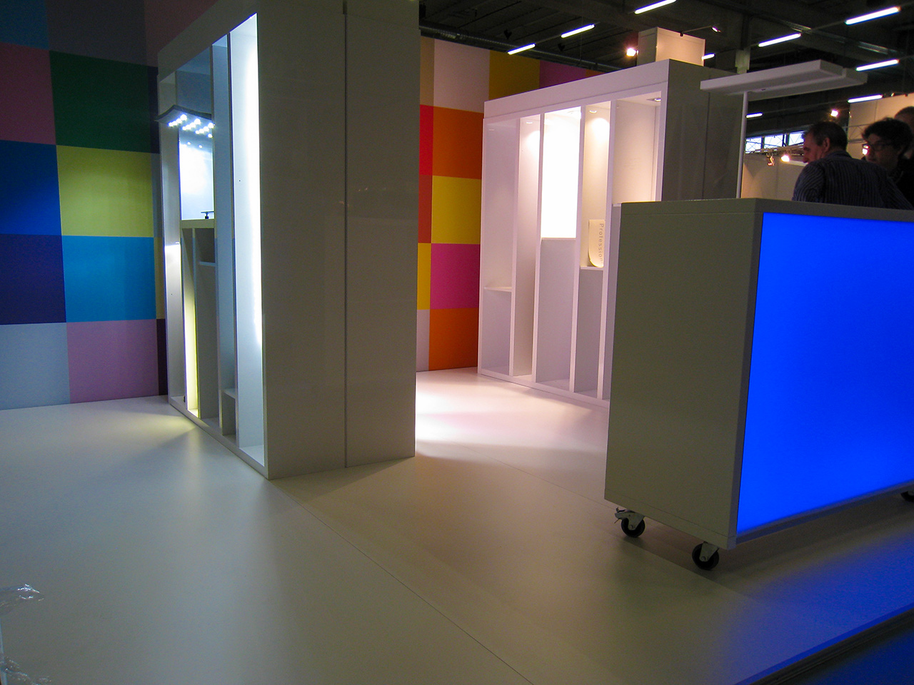 Messebau - Messestand Electro Tec Regent Lighting