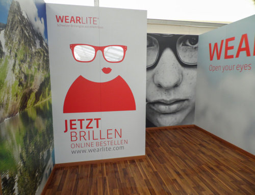 Messestand Zuger Messe Wear-Lite
