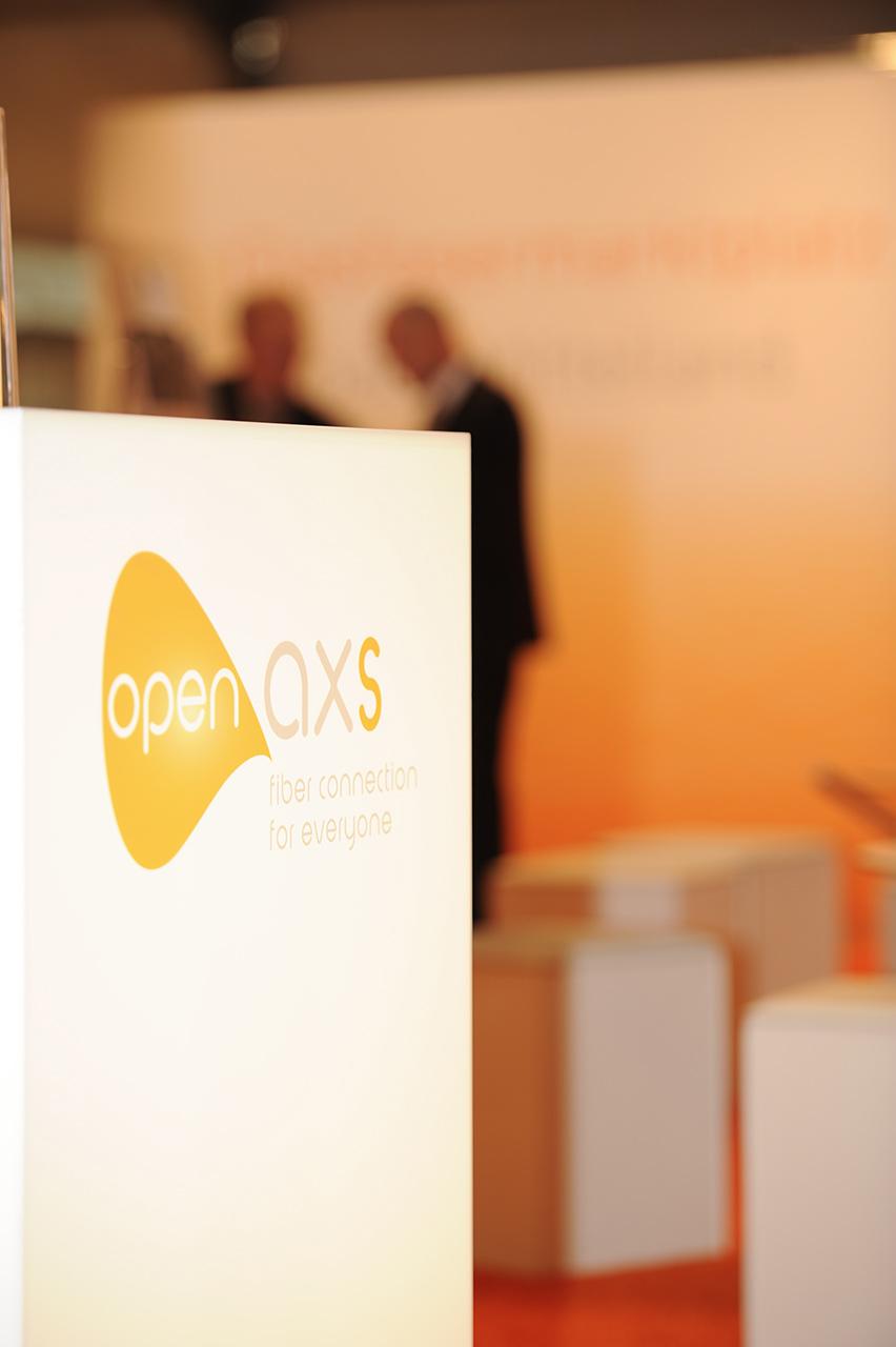 Messebau - Messestandbau Openaxs