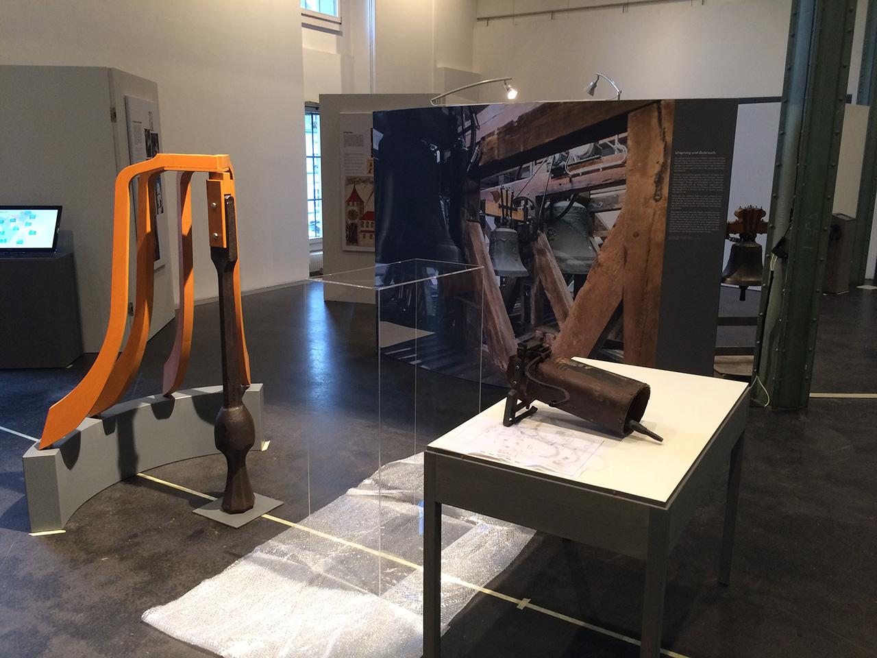 Museen Ausstellungen - Glockenausstellung Bim Ban Wumm