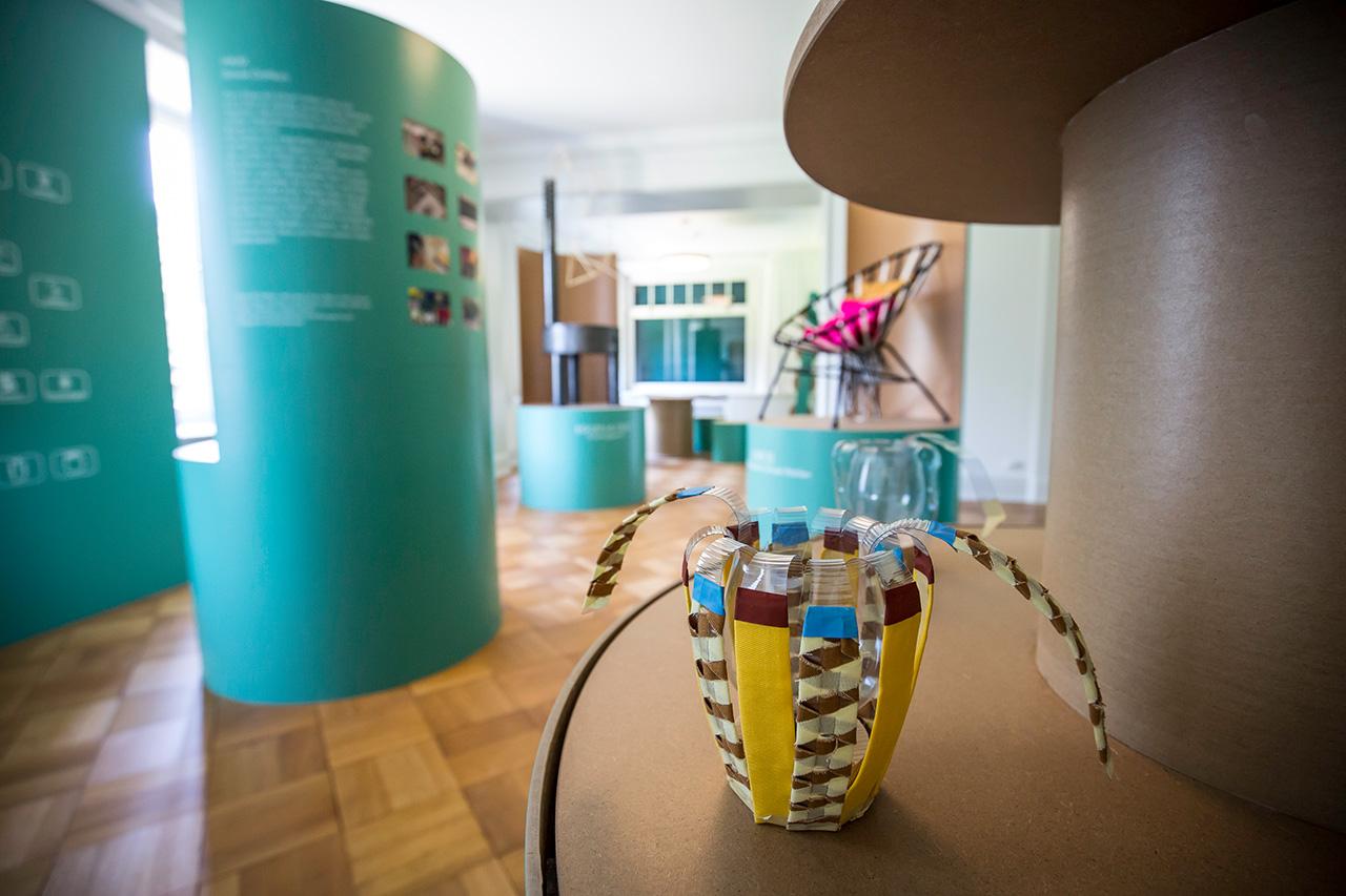 Museen-Ausstellungen - Ausstellung Design Total Strohmuseum Wohlen