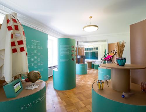 Ausstellung Design Total, Strohmuseum Wohlen