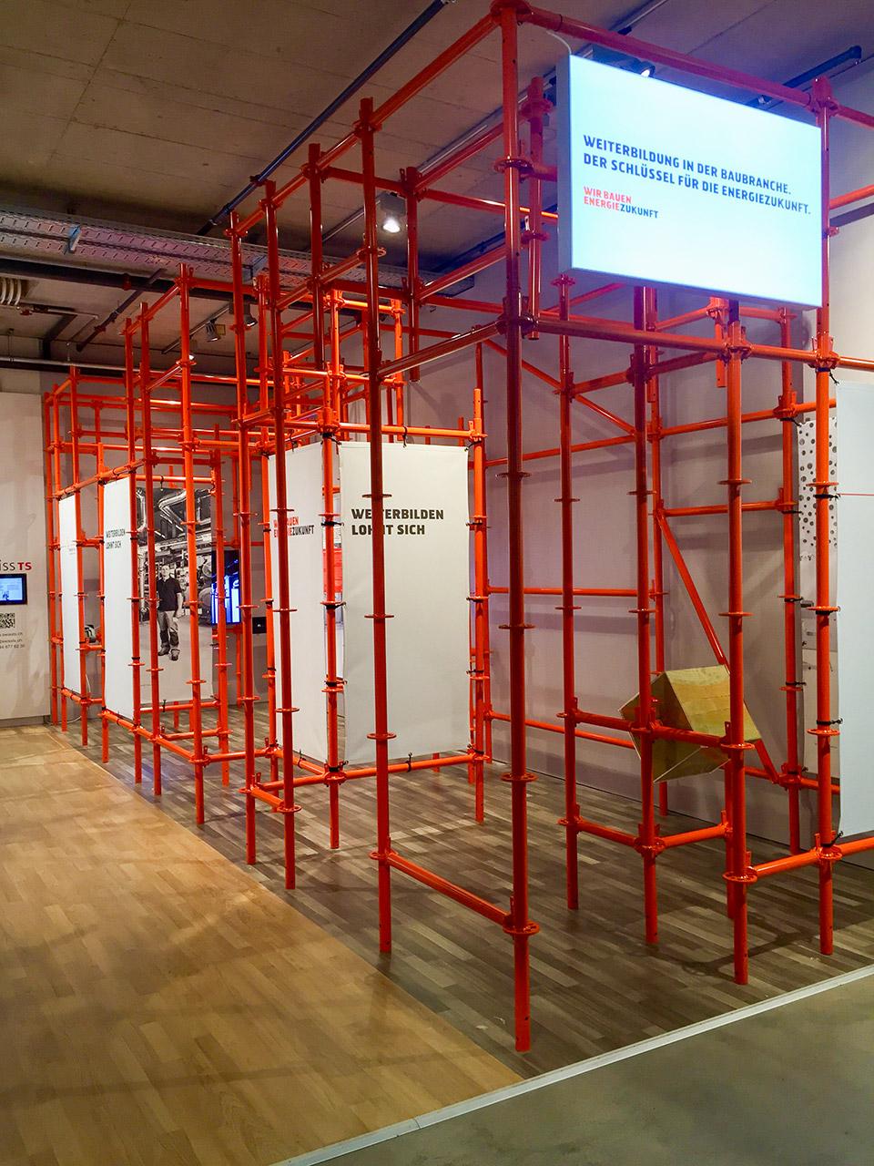 Museen Ausstellungen - Dauerausstellung Umweltarena