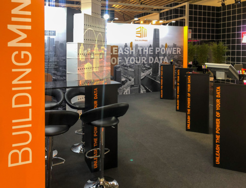 Messestand Building Minds