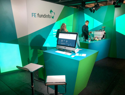 Messestand FE Fundinfo