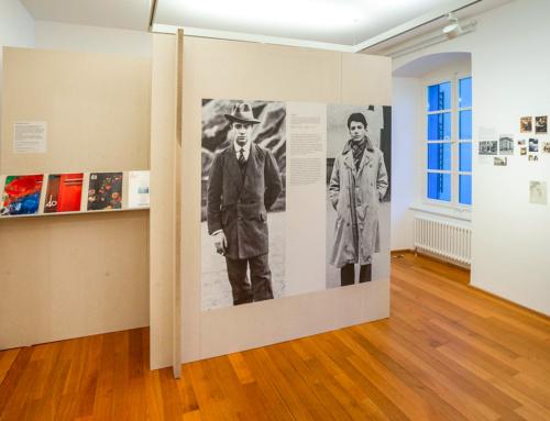 Ausstellung über Paul Nizzon