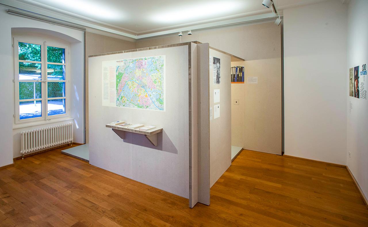 Museen Ausstellungen - Ausstellung Forum Schlossplatz