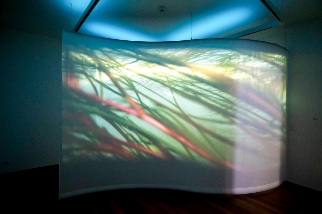 Museen Ausstellungen - Ausstellung Forum Schlossplatz - Im Fluss